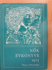 Árkus István - Nők évkönyve 1975 [antikvár]