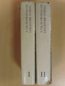 Áprily Lajos - A világirodalom legszebb versei I-II. [antikvár]