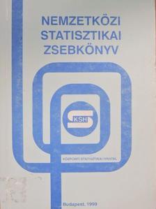 Holka Gyula - Nemzetközi statisztikai zsebkönyv 1999 [antikvár]