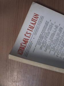 Balla Alajosné - Agrokémia és talajtan 1973/1-4. [antikvár]