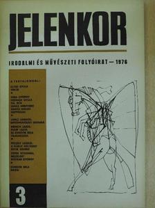 Csányi László - Jelenkor 1976. március [antikvár]
