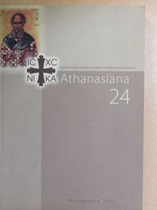Gánicz Endre - Athanasiana 24. [antikvár]