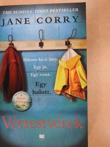 Jane Corry - Vértestvérek [antikvár]