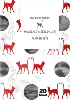 Murakami Haruki - Hallgasd a szél dalát! Flipper, 1973