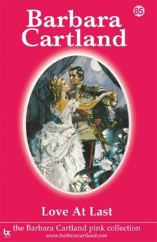 Barbara Cartland - Love At Last [eKönyv: epub, mobi]