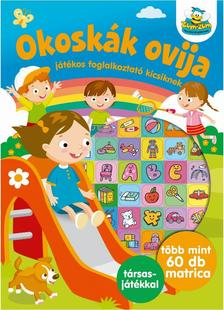 Szalay Könyvkiadó - Okoskák ovija - Játékos foglalkoztató kicsiknek