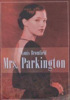 Mrs. Parkington [antikvár]