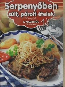 Liptai Zoltán - Serpenyőben sült, párolt ételek [antikvár]