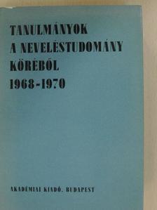 Alojz Minárik - Tanulmányok a neveléstudomány köréből 1968-1970. [antikvár]