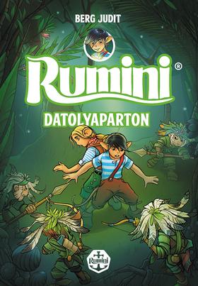 Berg Judit - Rumini Datolyaparton - új rajzokkal