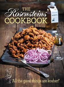 "ROSENSTEIN THE COOKBOOK - "" All the good things are kosher"""