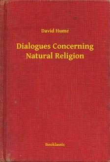 David Hume - Dialogues Concerning Natural Religion [eKönyv: epub, mobi]