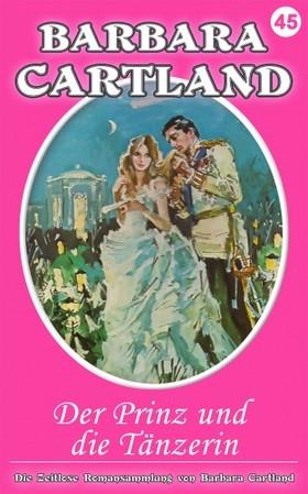 Barbara Cartland - Der Prinz und die Tänzerin [eKönyv: epub, mobi]