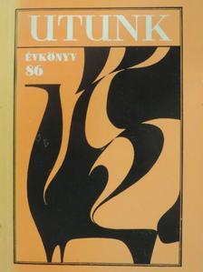 Adrian Popescu - Utunk évkönyv 1986. [antikvár]
