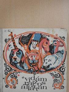 Majtényi Erik - Rajzos, vidám állattan [antikvár]
