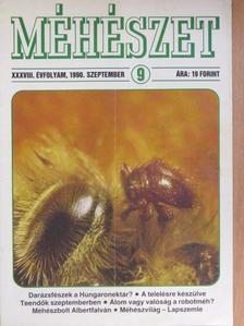 Buchinger György - Méhészet 1990. szeptember [antikvár]