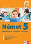 Sárvári Tünde, Gyuris Edit - Német Gyakorlókönyv 5 - Jegyre Megy
