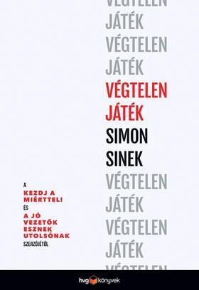 Simon Sinek - Végtelen játék
