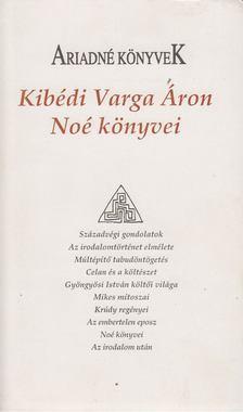 Kibédi Varga Áron - Noé könyvei [antikvár]