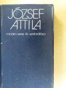 Antonín Matej Písa - József Attila minden verse és versfordítása [antikvár]