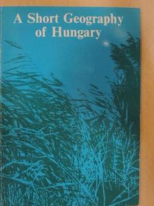 Antalffy Gyula - A Short Geography of Hungary [antikvár]