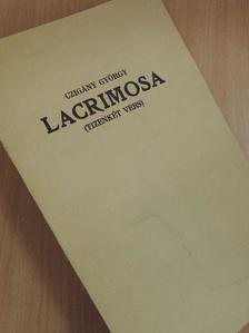 CZIGÁNY GYÖRGY - Lacrimosa [antikvár]
