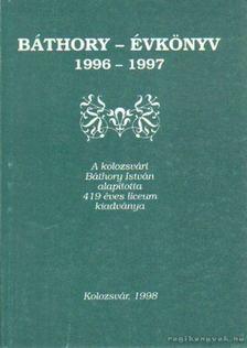 Balázs Ildikó - Báthory-évkönyv 1966-1997 [antikvár]
