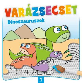 VARÁZSECSET - Dinoszauruszok