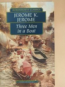 Jerome K. Jerome - Three Men in a Boat [antikvár]