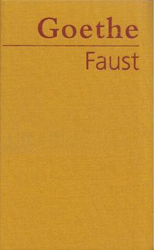 Johann Wolfgang Goethe - Faust - Der Tragödie erster und zwiter Teil Urfaust [antikvár]