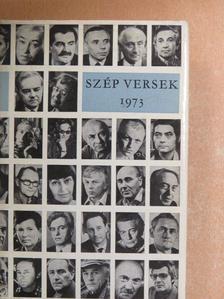 Ágh István - Szép versek 1973 [antikvár]