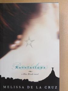 Melissa de la Cruz - Revelations [antikvár]