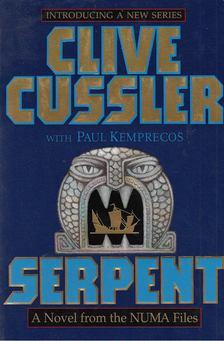 Clive Cussler - Serpent [antikvár]