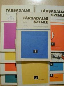 Aggod József - Társadalmi Szemle 1975. (nem teljes évfolyam) [antikvár]