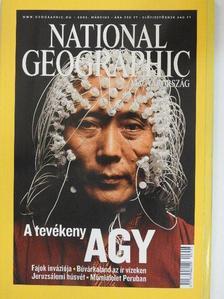 Daniss Győző - National Geographic Magyarország 2005. március [antikvár]