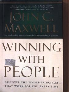 John C. Maxwell - Winning With People [antikvár]