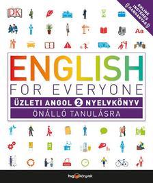 HVG Könyvek - English for Everyone: Üzleti angol 2. nyelvkönyv