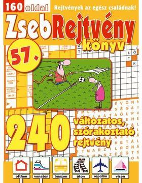 CsoSch Kft. - ZsebRejtvény Könyv 57