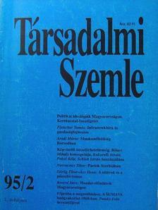 Ács Ilona - Társadalmi Szemle 1995. február [antikvár]