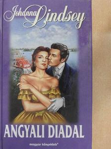 Johanna Lindsey - Angyali diadal [antikvár]