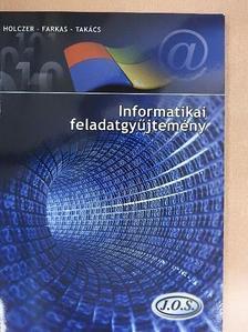 Farkas Csaba - Informatikai feladatgyűjtemény [antikvár]