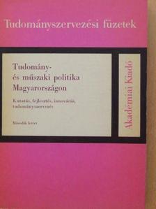 Bozsó Ernő - Tudomány- és műszaki politika Magyarországon II. [antikvár]