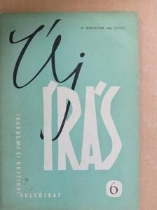 Baranyai Ferenc - Új Írás 1964. június [antikvár]