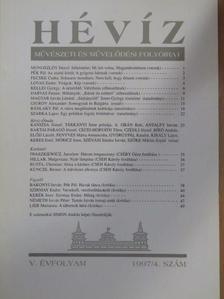 Bakonyi István - Hévíz 1997/4. [antikvár]