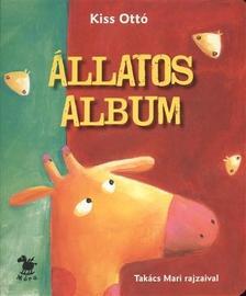 KISS, OTTÓ - Állatos album - lapozó