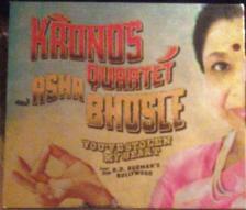 KRONOS QUARTET AND ASHA BHOSTLE - YOU'VE STOLEN MY HEART CD KRONOS QUARTET AND ASHA BHOSTLE