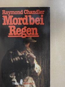 Raymond Chandler - Mord bei Regen [antikvár]