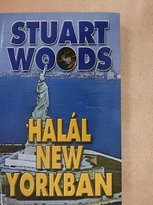 Stuart Woods - Halál New Yorkban [antikvár]