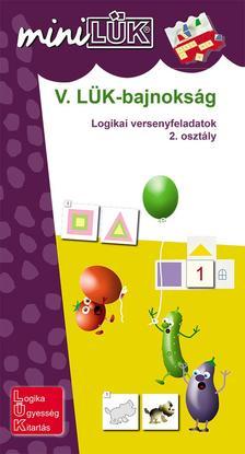 LDI530 - V. LÜK-bajnokság - Logikai versenyfeladatok  2. osztály