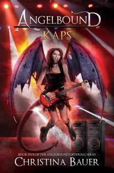 Bauer Christina - Kaps [eKönyv: epub, mobi]